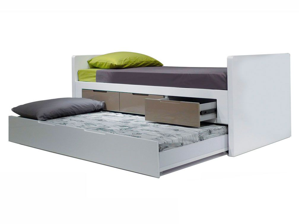Twin Dorma Bed | Twin beds, Twins and Modern