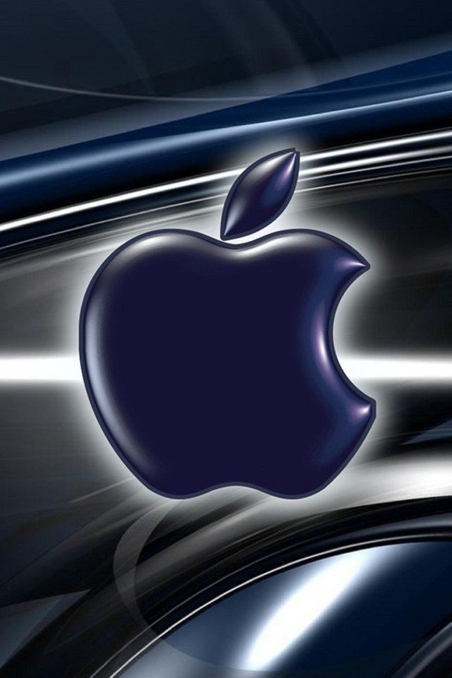 Blue Apple Symbol Balloon Apple Wallpaper Iphone Apple Logo Wallpaper Iphone Iphone Wallpaper