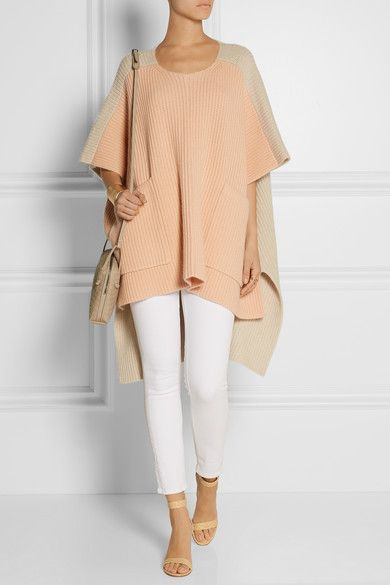 ff30c329 Peach and beige cashmere Slips on 100% cashmere Dry clean | Chelsea ...