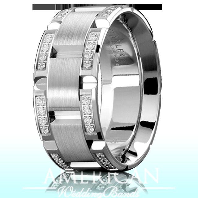 Nice mens ring Mens diamond wedding bands, Diamond