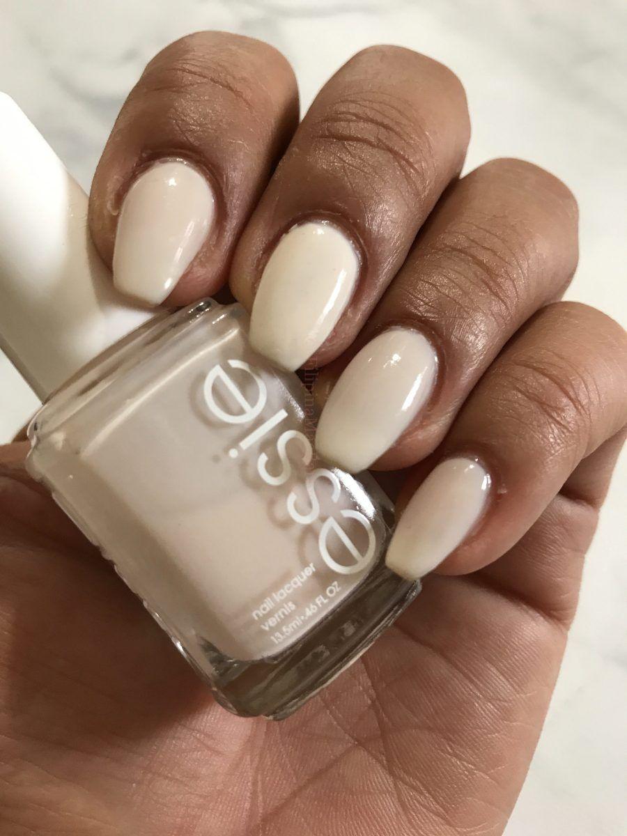 Perfect Off-White Nail Polish- Essie Limo Scene | Nails | Pinterest ...