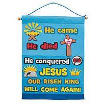 Life of Christ Sign Craft Kit - 13629196
