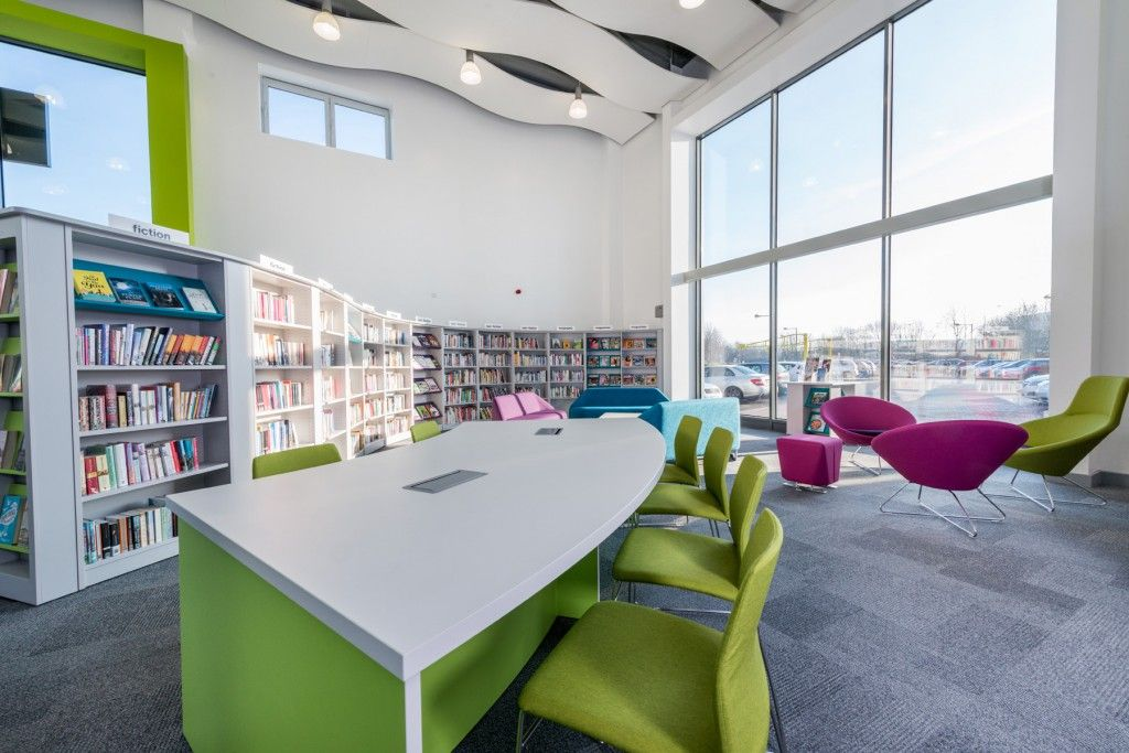International Library Spotlight Kingston Library Milton Keynes