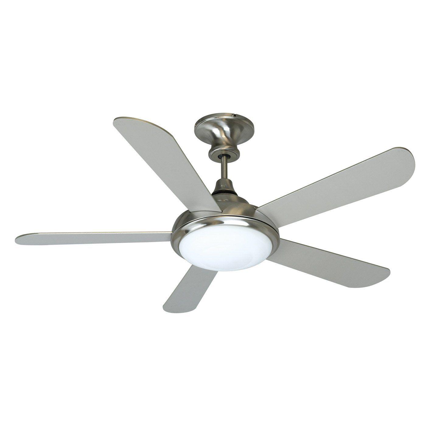 Westinghouse Alloy 42 In Indoor Brushed Nickel Ceiling Fan 7247300 Ceiling Fan Brushed Nickel Ceiling Fan Metal Ceiling