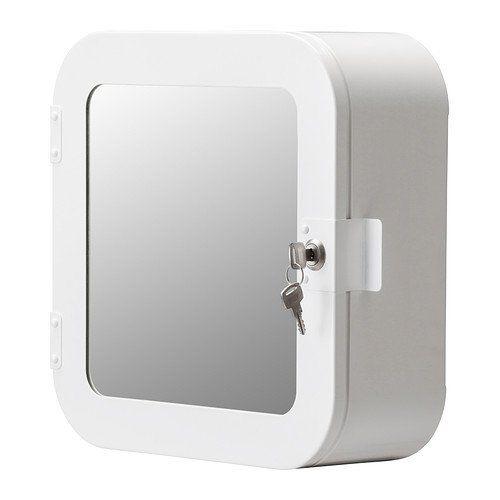 Ikea Gunnern Lockable Cabinet White 32x32 Cm Ikea Http Www Amazon Co Uk Dp B00rk4sqle Ref Cm Sw R Pi Dp Yijyub0dckh Lockable Cabinets Ikea Bathroom Ikea