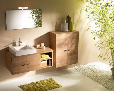 beautiful decoration salle de bain bambou images - matkin.info ... - Bambou Dans Salle De Bain