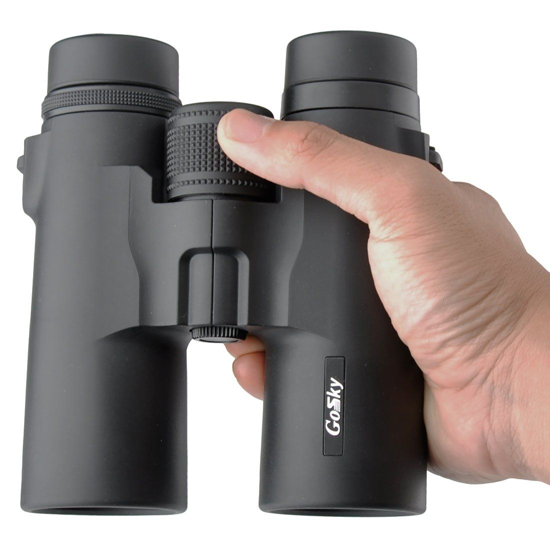 Gosky 10x42 Roof Prism Binoculars For Adults Hd Professional Binoculars For Bird Watching Travel St Binoculars Binoculars For Kids Bird Watching