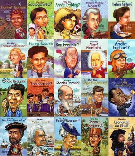 who was biographies