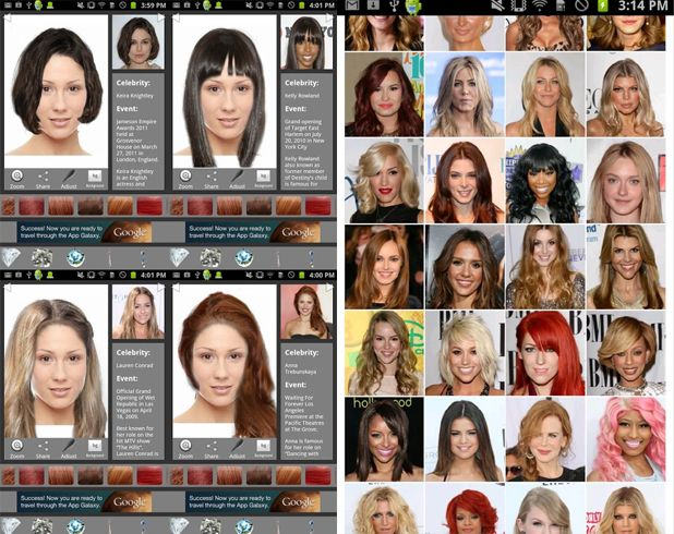 Try Different Hairstyles And Hairstyles With These Best Hairstyle Apps Apps Different Hairstyle Hairstyles These