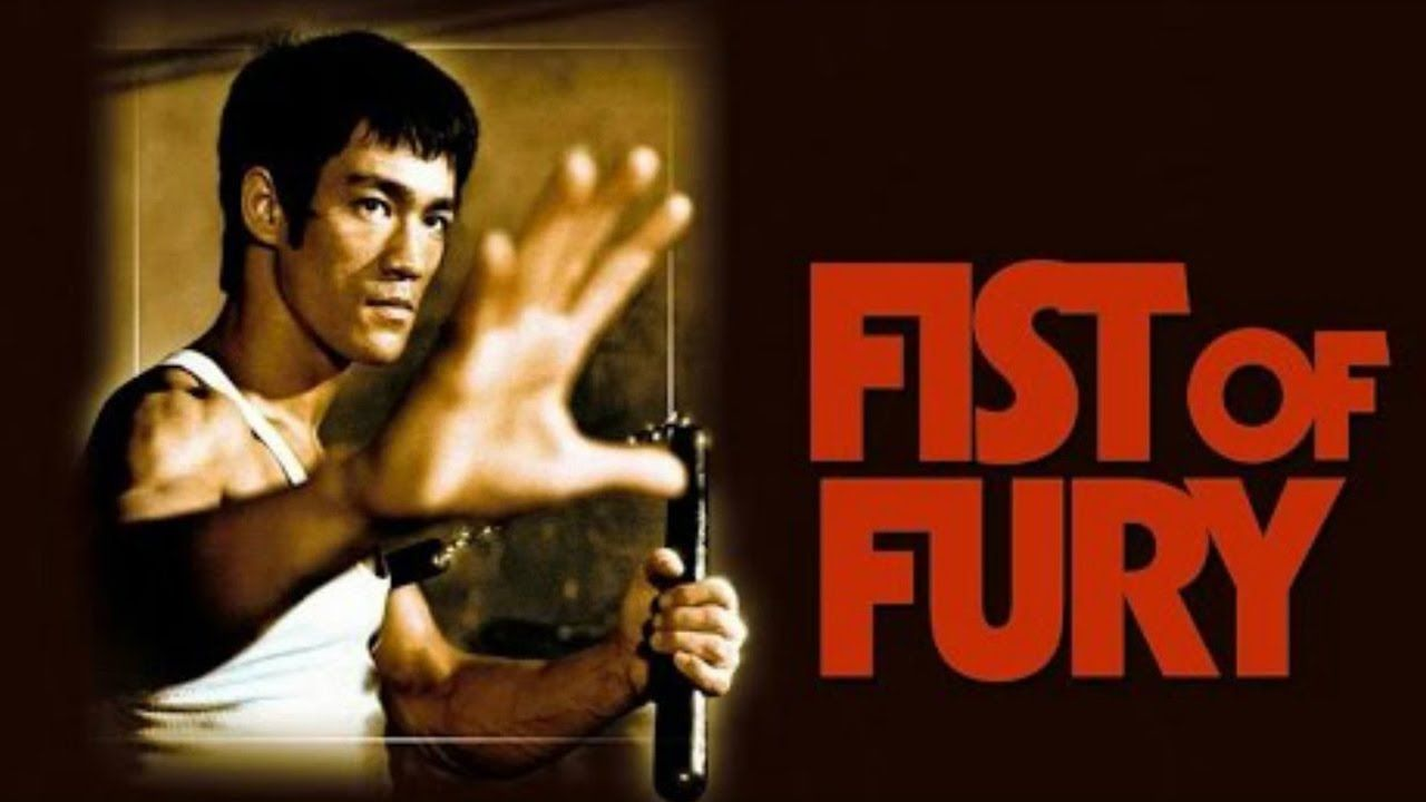 Fist Of Fury Kung Fu Movie Bruce Lee Nora Miao English Kung Fu Mo Kung Fu Movies Bruce Lee Movies Bruce Lee