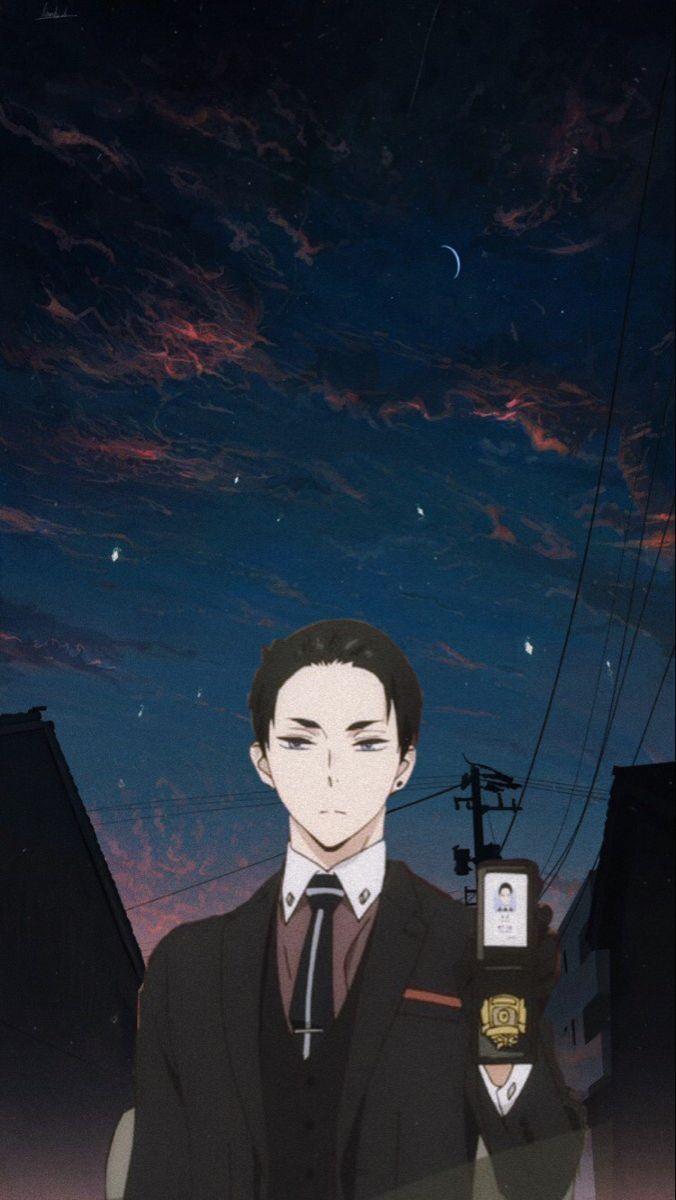 Daisuke Kanbe Wallpaper In 2020 Hottest Anime Characters Cute Anime Wallpaper Haikyuu Anime