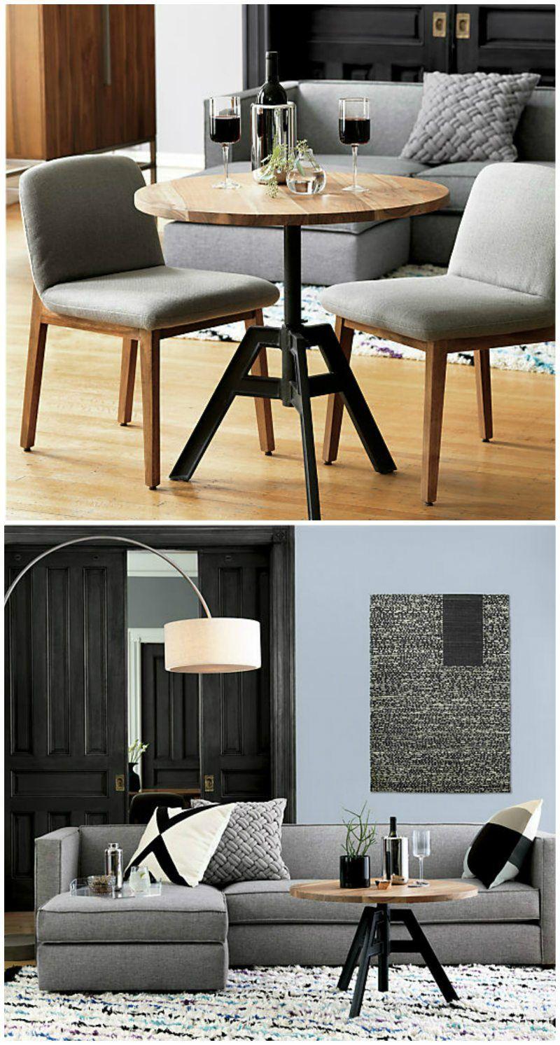 Küchentische Für Kleine Räume - Ihre Küche Stühle moderne Küche ...