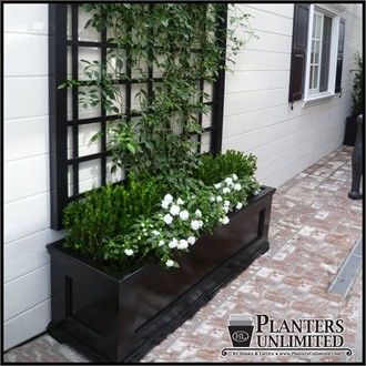 Contemporary Modern Planters Commercial Composite Planters Modern Planters Outdoor Commercial Planters Outdoor Planters