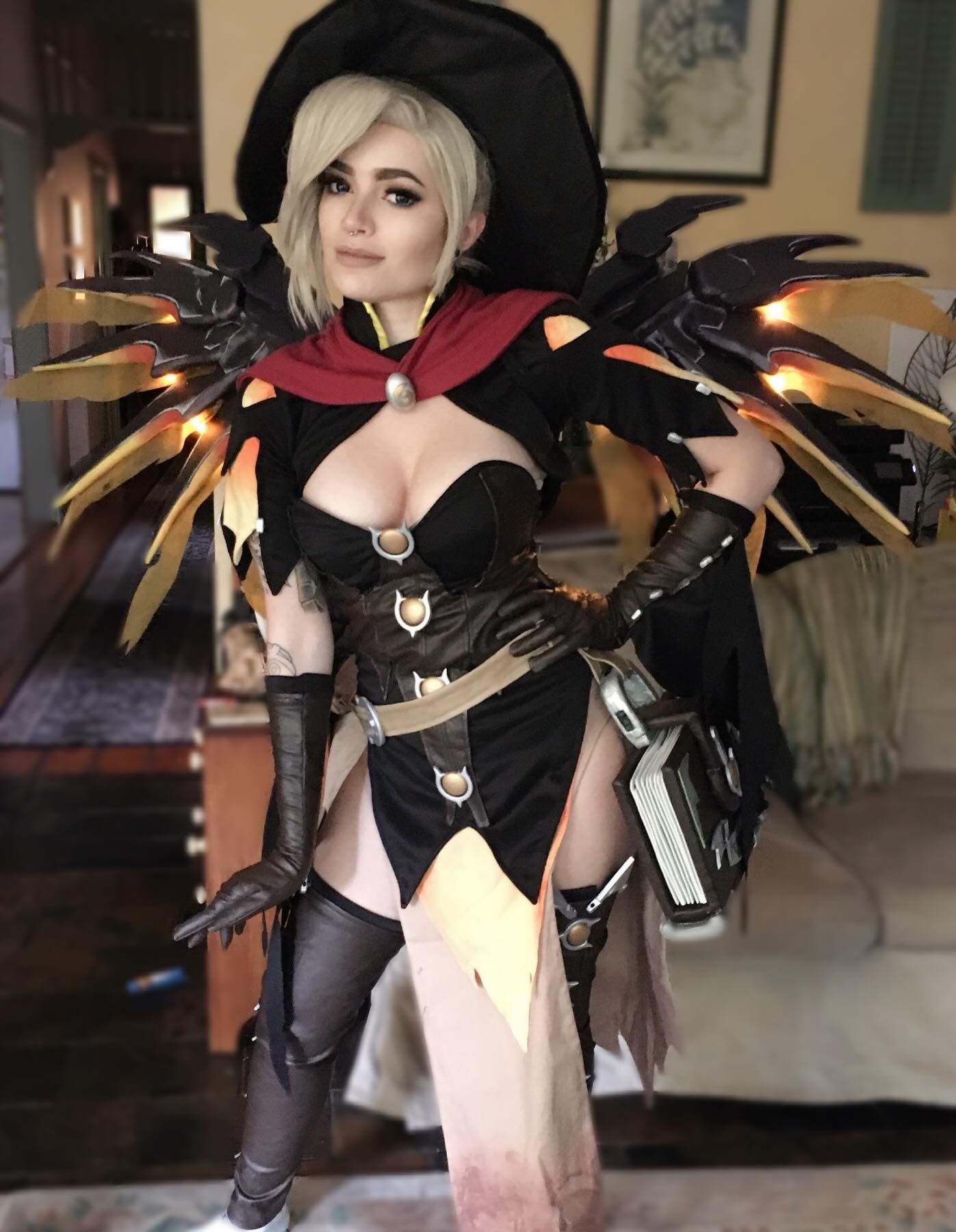 Witch Mercy. By Zalaria Cosplay. | Impersonate | Pinterest | Cosplay