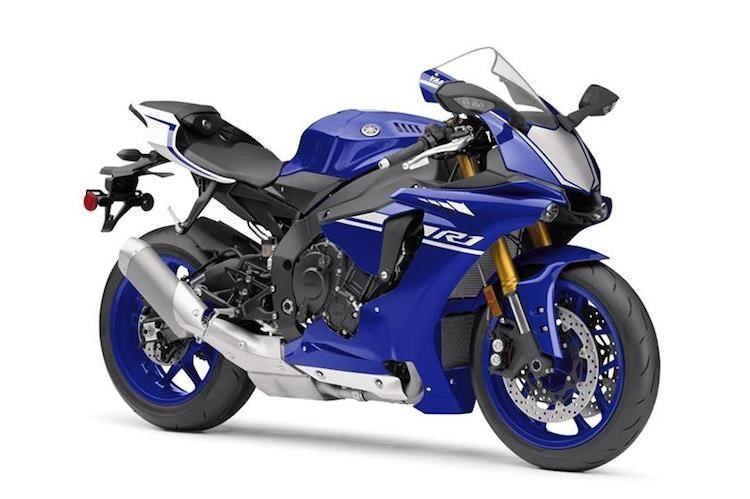 """Siêu môtô Yamaha R1 phiên bản 2017 """"chốt giá"""" 616 triệu - Hình 2"""