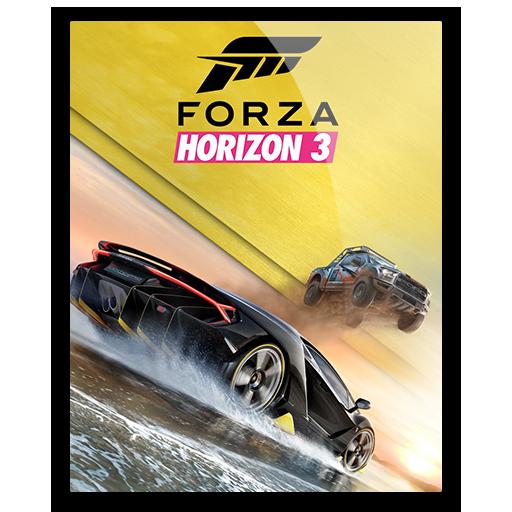 Icon Forza Horizon 3 By Hazzbrogaming Jogos