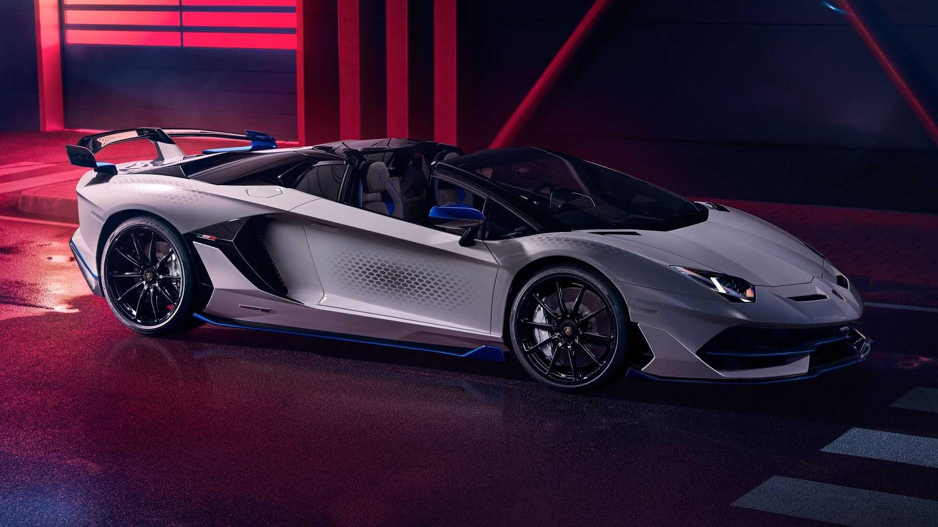 El Lamborghini Aventador Svj Xago Que Solo 10 Personas Podran Comprar Auto Bild En 2020 Lamborghini Aventador Lamborghini Coches Deportivos De Lujo