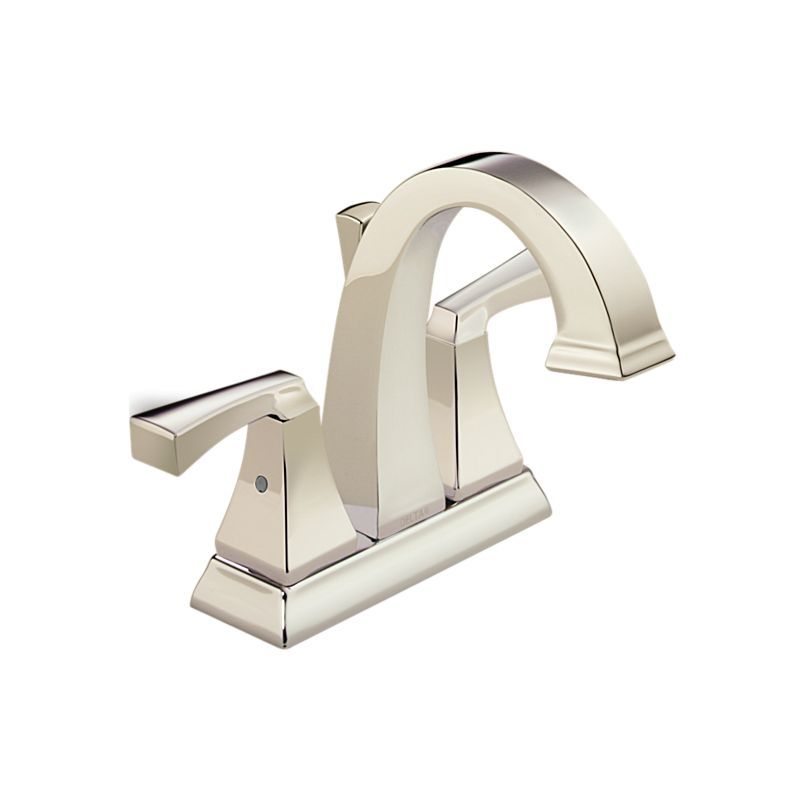2551-PNMPU-DST Dryden Two Handle Centerset Lavatory Faucet : Bath Products : Delta Faucet