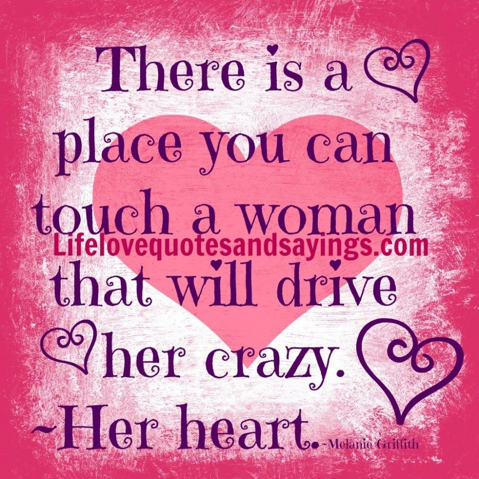 Very Crazy Pictures With Quotes: There Is A Place You Can Touch Woman Crazy Pictures With Quotes ~ Mactoons Funny Inspiration