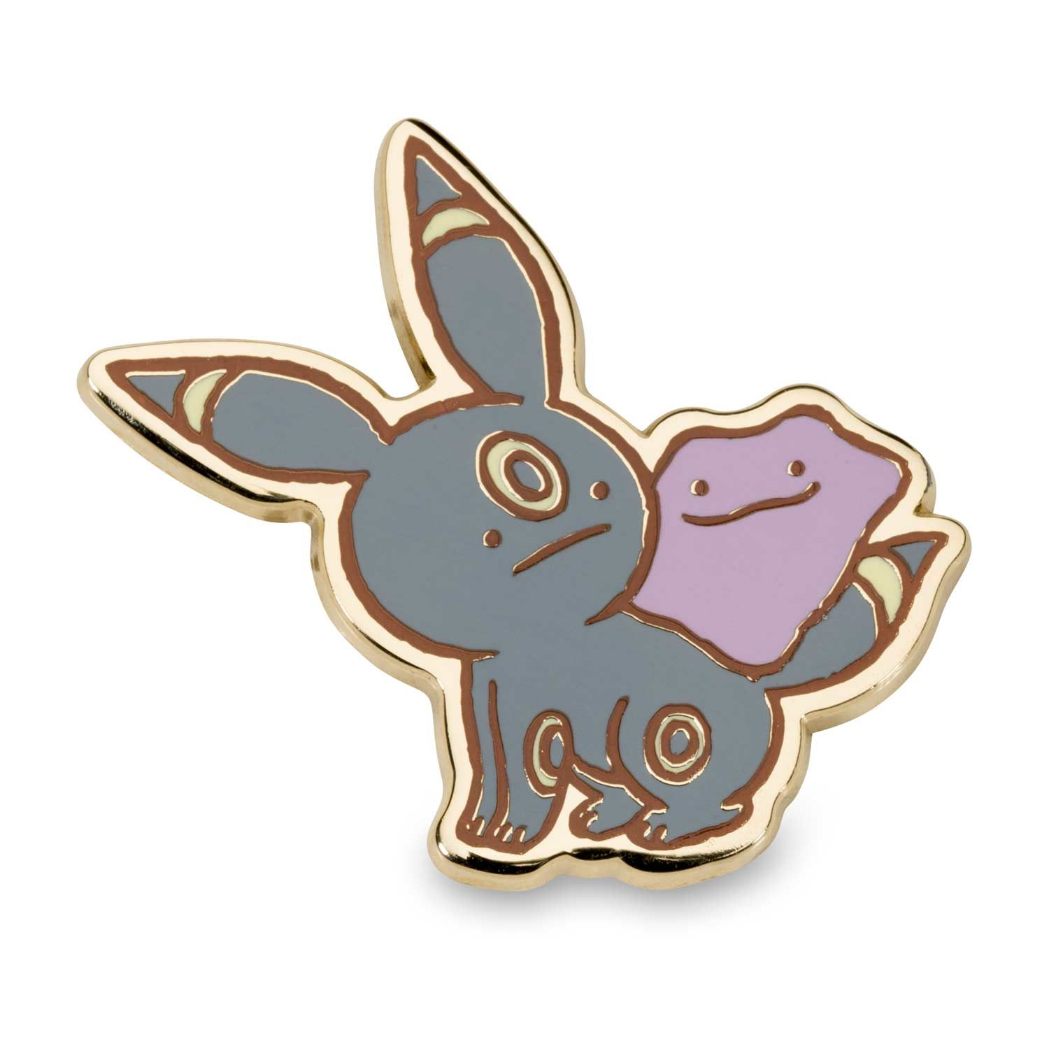 Official Pokemon Pins For 5 Popular Characters