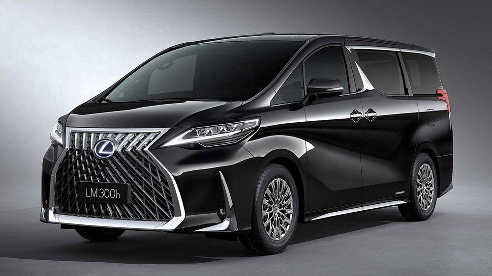 Lexus Lm Jeste Jeste Kombi Iz Lexusa Teknologi Transportasi