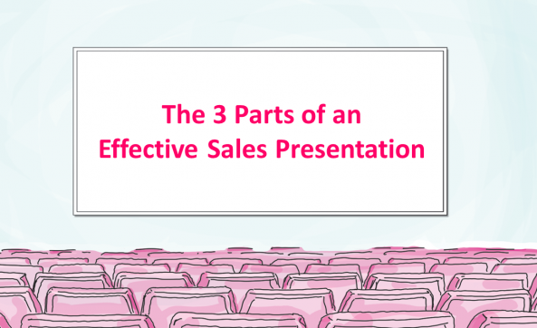 The  Parts Of An Effective Sales Presentation  Stuff For My
