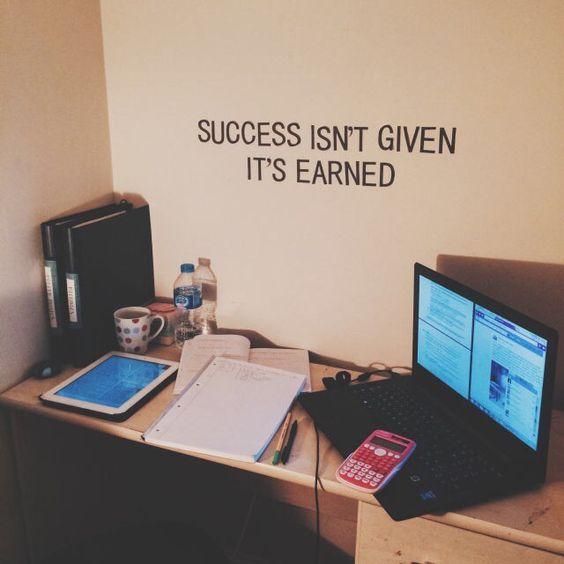 80 Most Inspirational Quotes For Exam Success | The Random Vibez