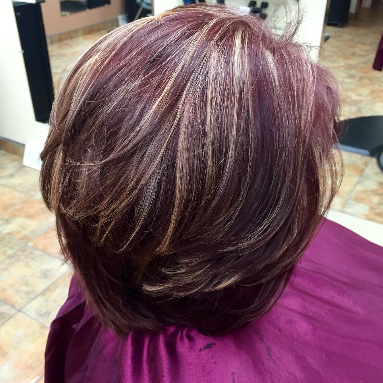 Color I did!