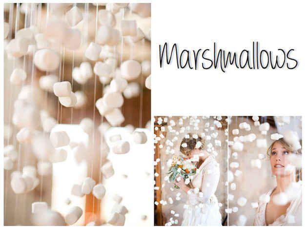 One Word Marshmallows Diy Photo Booth Backdrop Diy