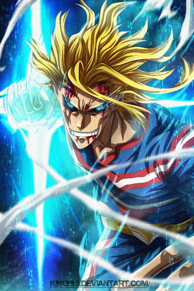 United States Of Smash Personajes De Anime Mi Heroe