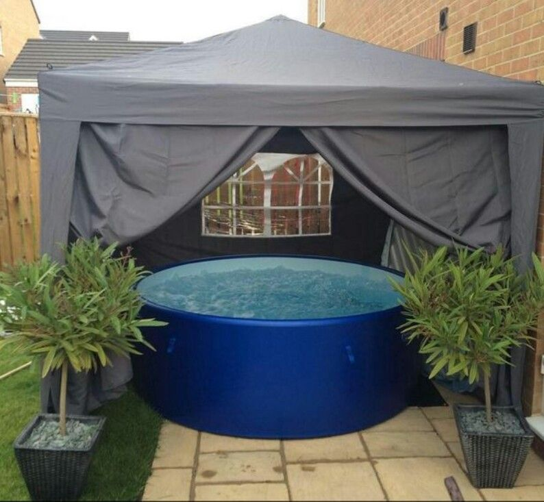 This Year S Addition To The Garden Will Be This Lay Z Spa