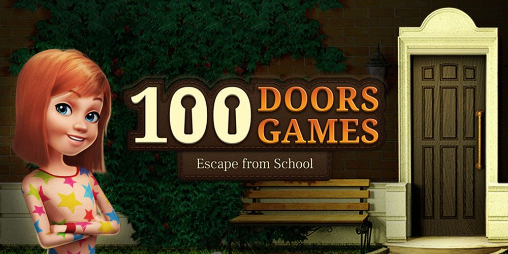 100 Doors Games 2019 Door Games Escape Room Game Escape Game