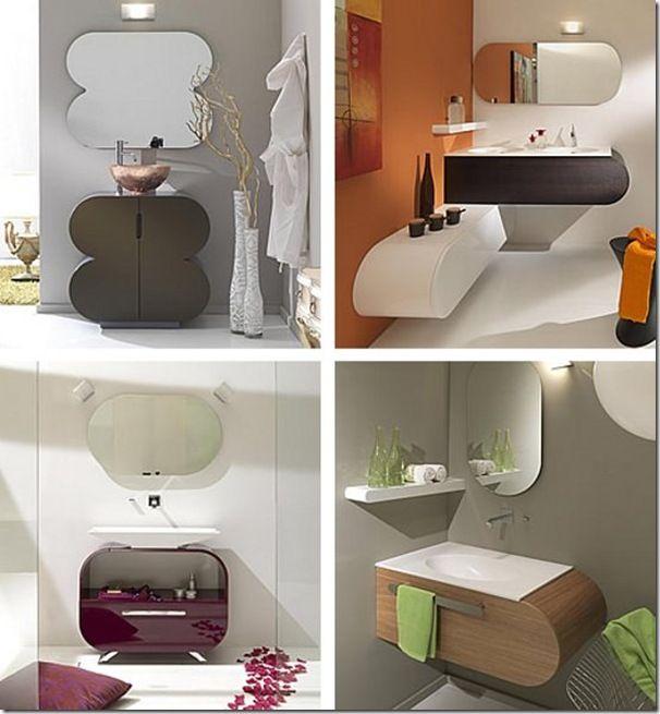 accesorios moernos para baños 3 | cocinas-baños y afines | Pinterest ...