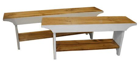 Superb Country Kitchen Bench