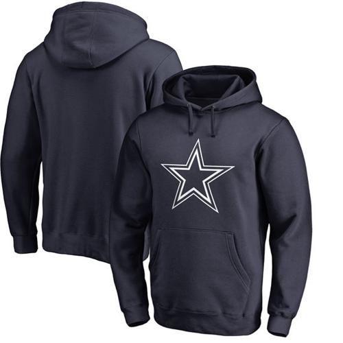 Men s Dallas Cowboys Nike Navy Champ Drive Vapor Speed Pullover Hoodie 8325e025d