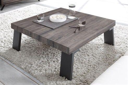 Table Basse Siena Imitation Wenge Table Basse Bois Table Basse