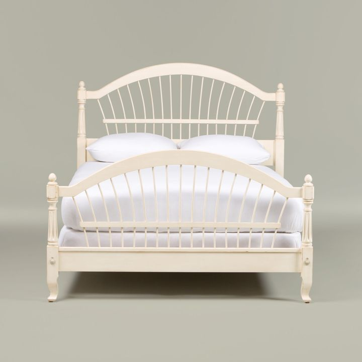 My Bed ..... Tami Rush Maison By Ethan Allen Wheatback Bed
