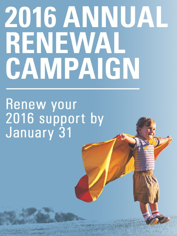 Because of friends like you, thousands of men, women and children were treated at National Jewish Health last year. Renew your 2016 support today. #donate #fundraising #nationaljewishhealth #donation