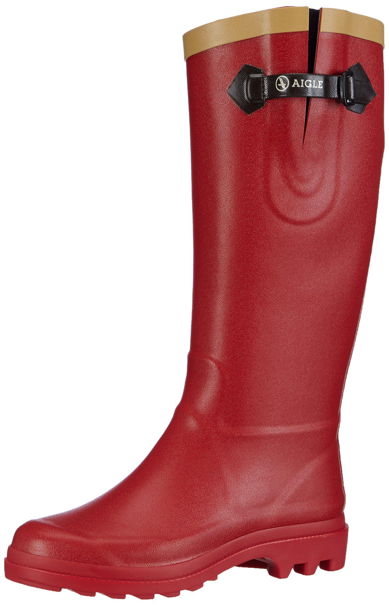 2a7b02d1fd92c4 Aigle Aiglentine, Bottes femme: Amazon.fr: Chaussures et Sacs Bottes De  Pluie