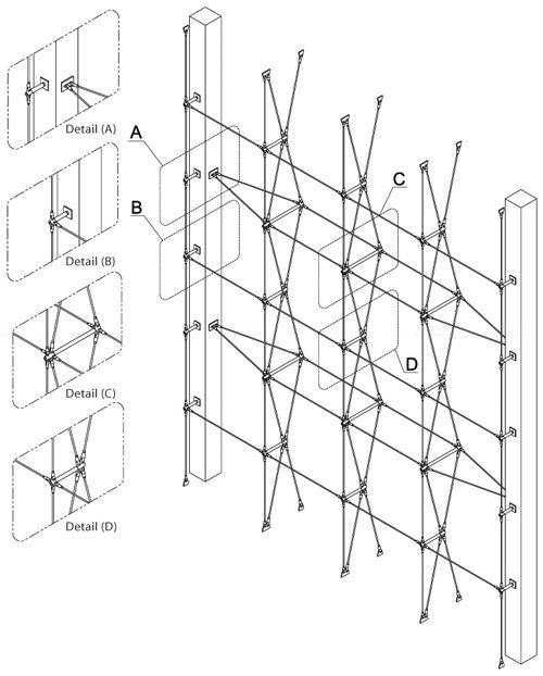 Resultado De Imagen Para Glass Facade Structure