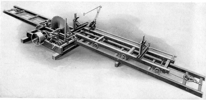 frick sawmill plans - Google Search