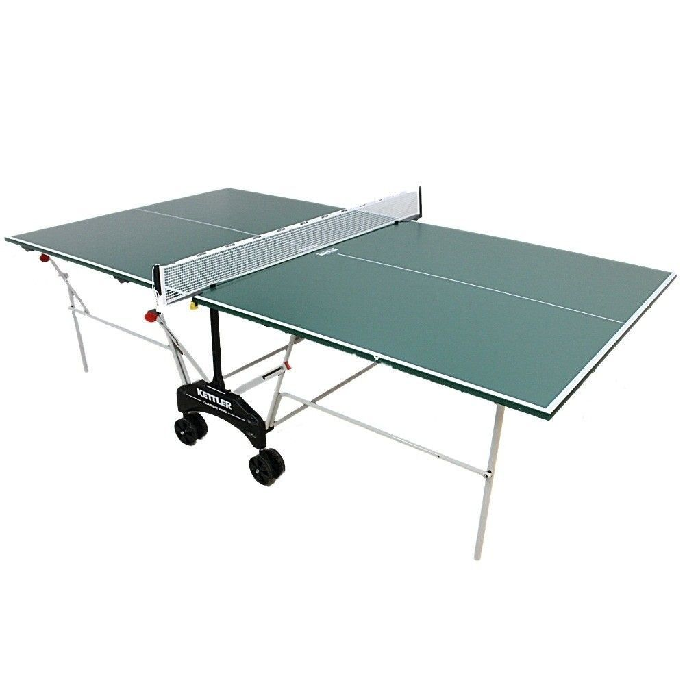 Kettler Classic Pro Outdoor Table Tennis Table | Gym - games room ...
