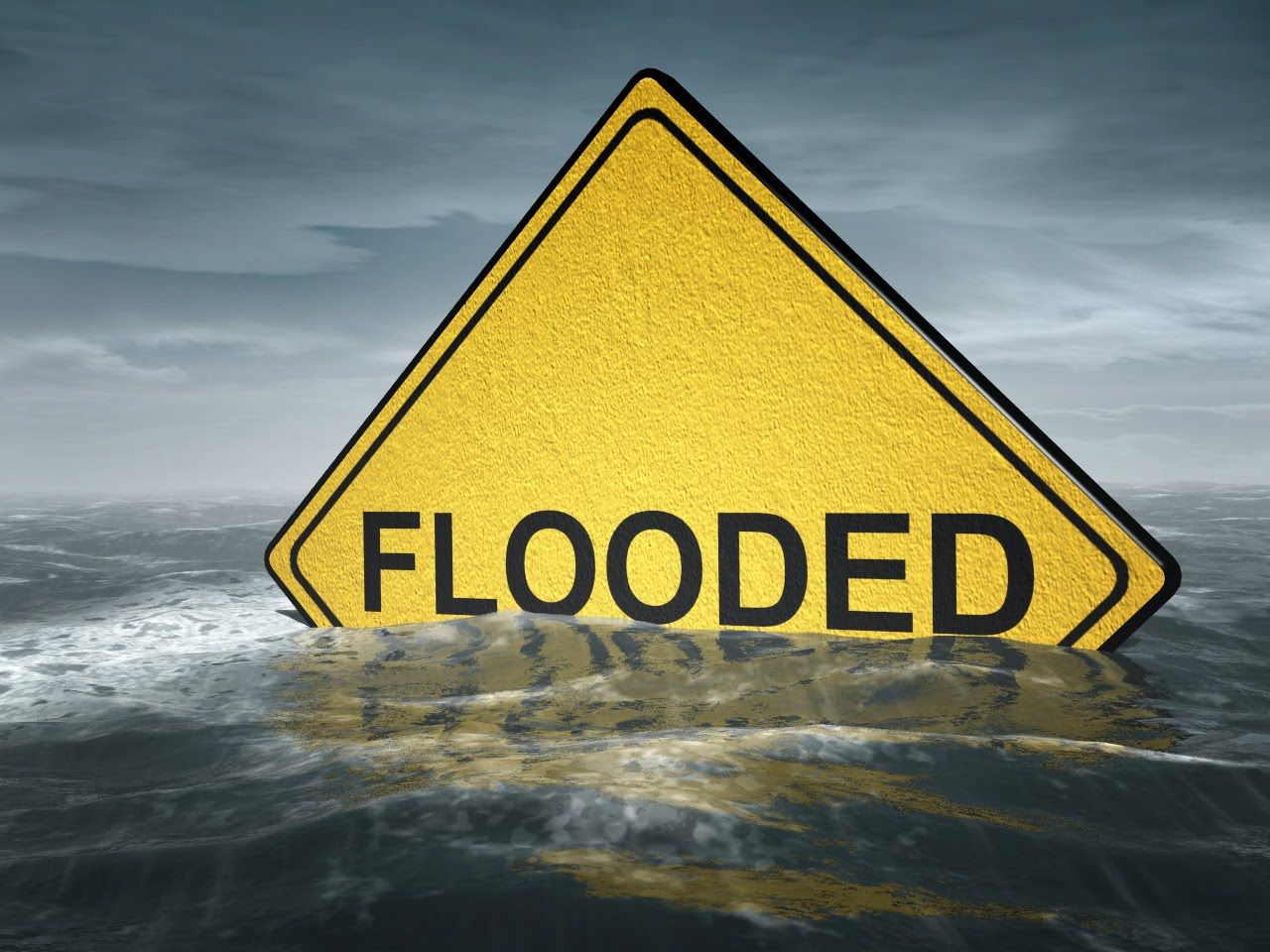 Record Flooding Nationwide Yet Mainstream Media Remains Silent