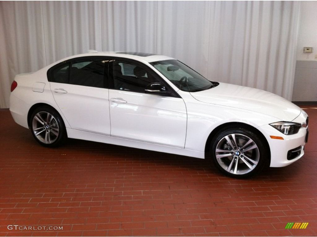 2013 Bmw 328i Xdrive Coupe Alpine White 2013 Bmw 3