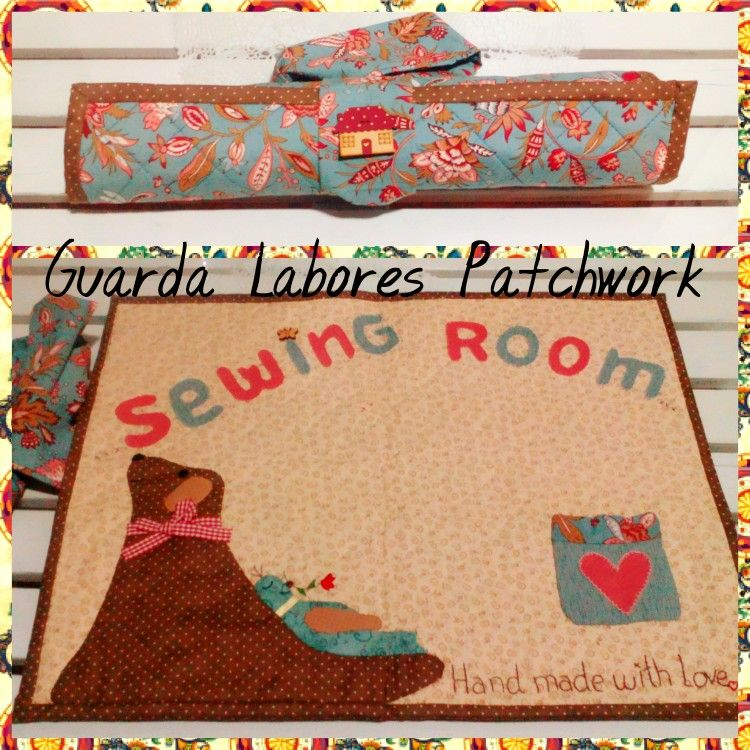 Guarda Labores Patchwork