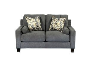 Mallbern Charcoal Loveseat, /category/living-room/mallbern-charcoal-loveseat.html