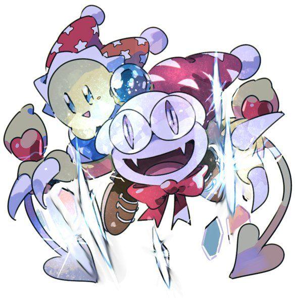 Marx And Kirby Kirby Character Kirby Art Kirby Memes