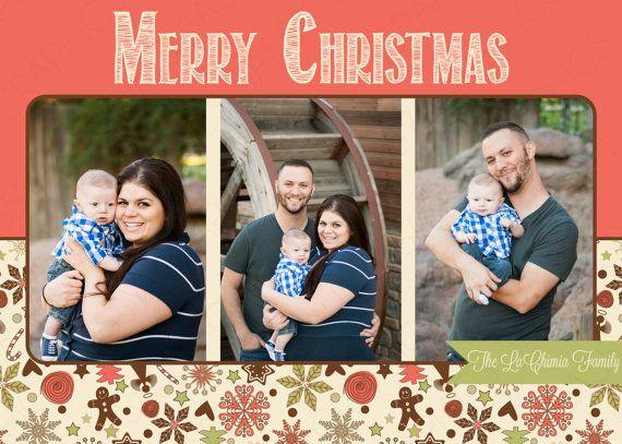 photo christmas card family christmas card happy holidays photo