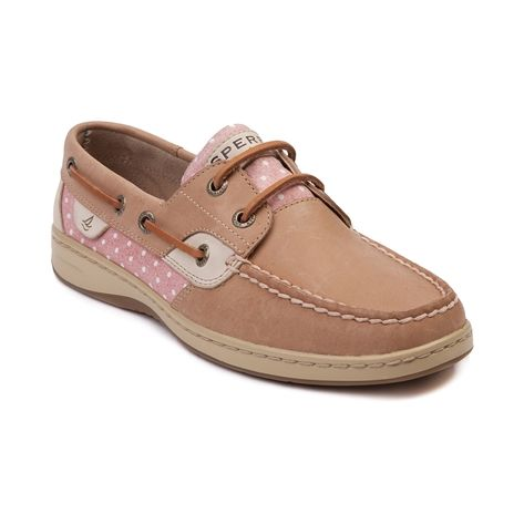 7d5e396c11f Shop for Womens Sperry Top-Sider Bluefish Boat Shoe in Tan Pink at ...