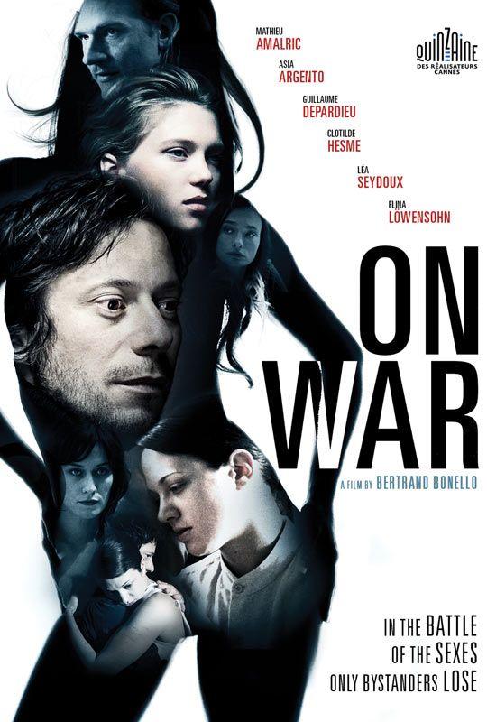 U S Trailer For Bertrand Bonello S On War Starring Mathieu Amalric And Lea Seydoux Films Complets Clotilde Hesme Film